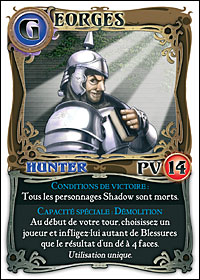 Shadow Hunters Georges